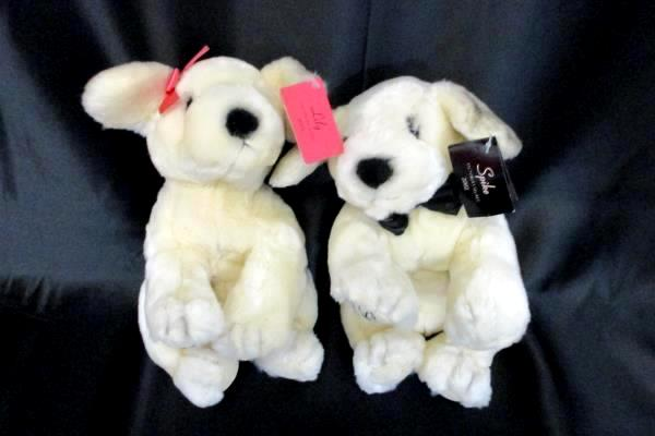 Swedemom Victoria S Secret Spike Lily 2002 Puppy Dogs Plush