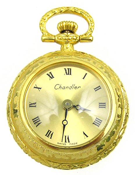 swedemom chandler swiss mini pocket pendant gold