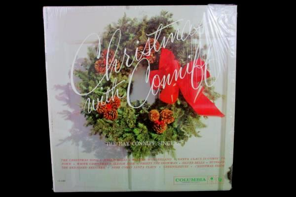 christmas with conniff the ray conniff singers lp vinyl album cl 1390 - Ray Conniff Christmas