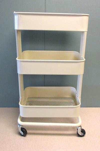 SwedeMom - IKEA RASKOG Kitchen Cart Utility Storage Steel ...