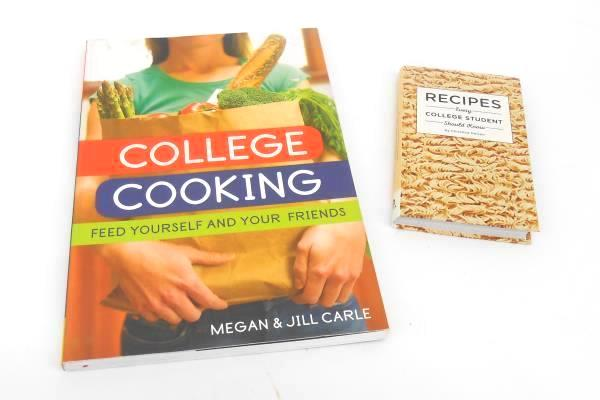 college cooking carle megan carle jill