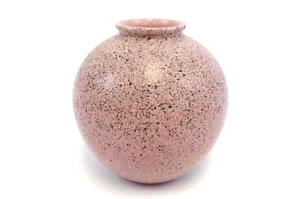 Swedemom Vintage Studio Nova Granite Speckled Design Round Pink