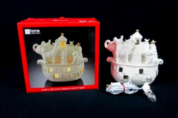 SwedeMom JCPenney Home Collection Noah's Ark Ivory Bisque Accent Amazing Jcpenney Home Decor Accents