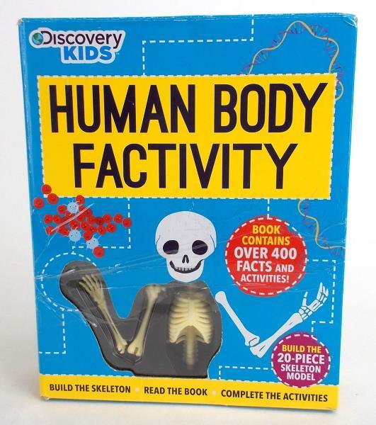human body discovery kids