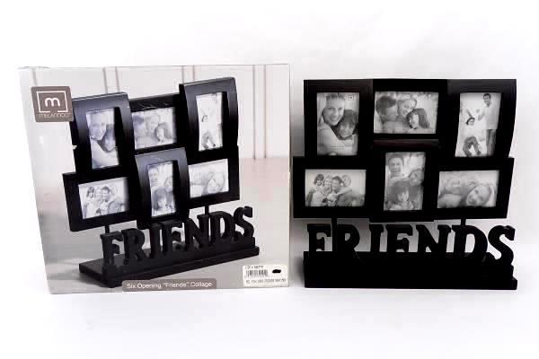 SwedeMom - Melannco Mini 6-Opening Friends Sentiment Collage Frame ...