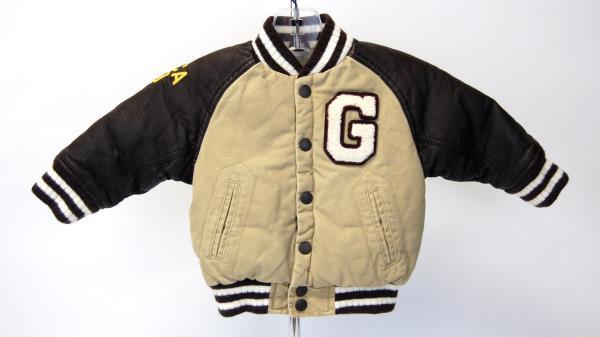 ce40fdb84 SwedeMom - Vintage VARSITY LETTERMAN   BOMBER JACKET by Baby Gap ...