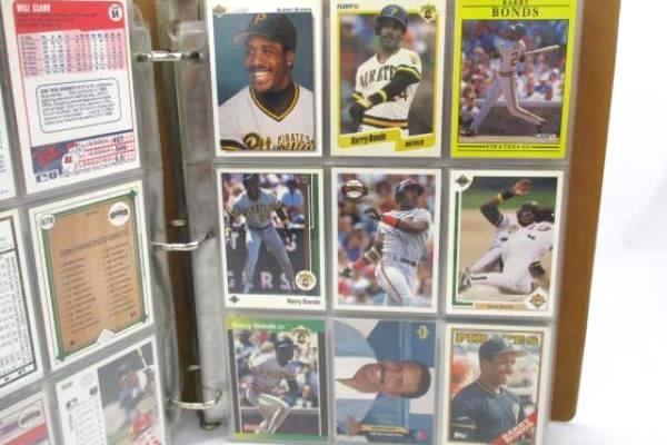 Swedemom Collectors Baseball Card Album 45 Pages Of 9 Card Pocket
