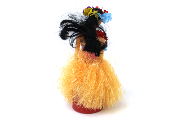 Hula Girl Custom Bobblehead - Custom