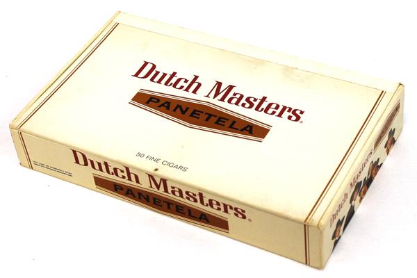 Craft diy upcycle re purpose dutch masters panatela cigar for Cardboard cigar box crafts