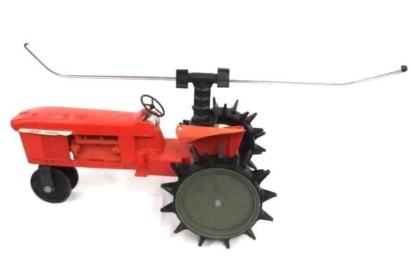 Traveling Lawn Sprinkler Tractor : Case international brand g model harvester traveling