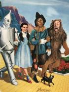 1979 Plate WIZARD OF OZ The Grand Finale James Auckland Knowles