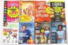 Readers Digest Magazine Back Issues Lot of 8 ~ 2010-2013