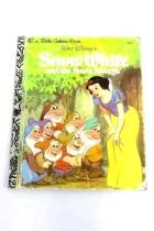 Walt Disneys Snow White and the Seven Dwarfs 1991 A Little Golden Book #103-67