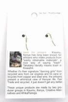 Takataka Collection Earrings Turning Trash Into Treasure Handmade Artisan Fair