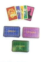 Mattel Harry Potter And The Sorcerers Stone Trivia Game Ages 8+ 2-6 Players
