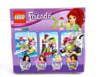 LEGO Friends #41306 Mias Beach Scooter 79 Pc - Age 5-12 NIB