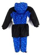 MOLEHILL MT. EQUIPMENT Blue Camo Toddler Snowsuit Insulated Waterproof ~ 3T