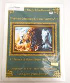 KUSTOM KRAFTS NEEDLEWORK ~ 4 Horses of Apocolypse ~ Cross Stitch Chart #SLO-003