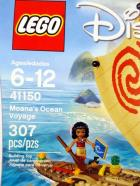 LEGO 41150 Disney Moanas Ocean Voyage Set w/ Box - Some Pieces Missing