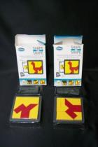 Set Of 2 Shape by Shape Creative Pattern Game ~ Think Fun