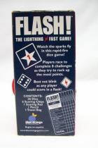 Set of 2 Childrens Dice Games ~ Flash! The Lightning Fast Game! and Zombie Dice