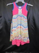 Lot of 2 Girls Dresses Floral & White Size 8 by Old Navy & Jona Michelle