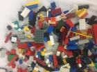 Huge 2 Pound Lot of Various Misc. Lego Parts Pieces Pretend Play Building