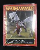 Azazel  Daemon Prince Chaos New Game Sealed Citadel Miniatures Workshop