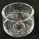 Waterford Crystal LISMORE FOOTED Cream & Sugar -Ireland SIGNED