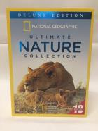 National Geographic Ultimate Nature Collection (DVD, 2009, 10-Disc Set)