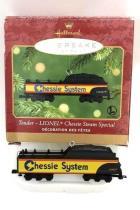 HALLMARK KEEPSAKE Lionel Chessie Steam Special 2001