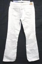 Levi Strauss & Co Tan Denim Jeans Boot Cut Low Rise Womens Misses 12 Long L