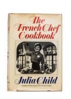 The French Chef Cookbook by Culinary Icon Julia Child 1975