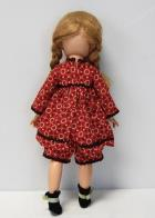 Vintage 1965 LOVE ME LINDA Vogue Doll Big Eyes with Tear Original Dress