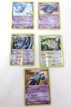 5 Holographic Pokemon Trainer Card Shuppet Beldum Drifloon Misdreavus Farfetchd