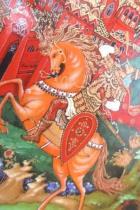 Bradford Exchange Tianex Russian Fairy Tale 1988 Ludmilla Castle Collector plate