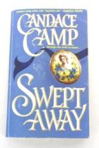 3 Candace Camp Historical Romance Books Indiscreet A Dangerous Man Swept Away