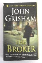4 Suspense Thriller Books Lot Paperback Sandra Brown John Grisham Mystery