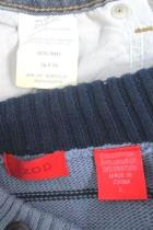 Mens Outfit Lot Wrangler Jeans NWT Sz 38x30 Blue Striped Izod Sweater Sz Large
