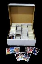 Large 12lb Collection of NBA Basketball Cards Upper Deck Fleer Topps Skybox