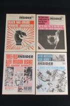 Set of 7 Dark Horse Insider Comics Volume 1 Assorted #s 4, 6, 7, 15, 17,18 & 19
