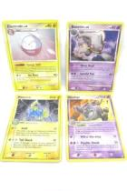 Lot Of 18 Stage 1 Pokemon Nintendo Trading Cards Good Condition