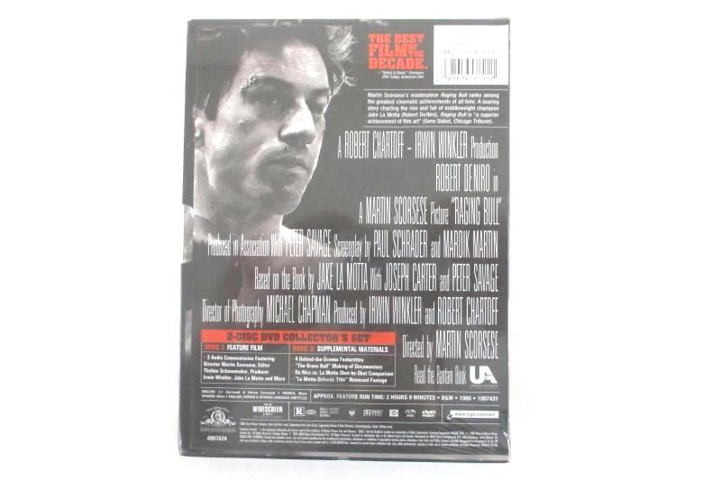 Raging Bull: 35th Anniversary Edition – Blu-ray Edition